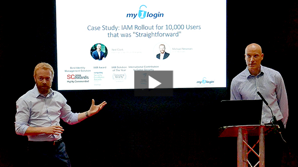 Case Study: IAM Rollout for 10,000 Users that was